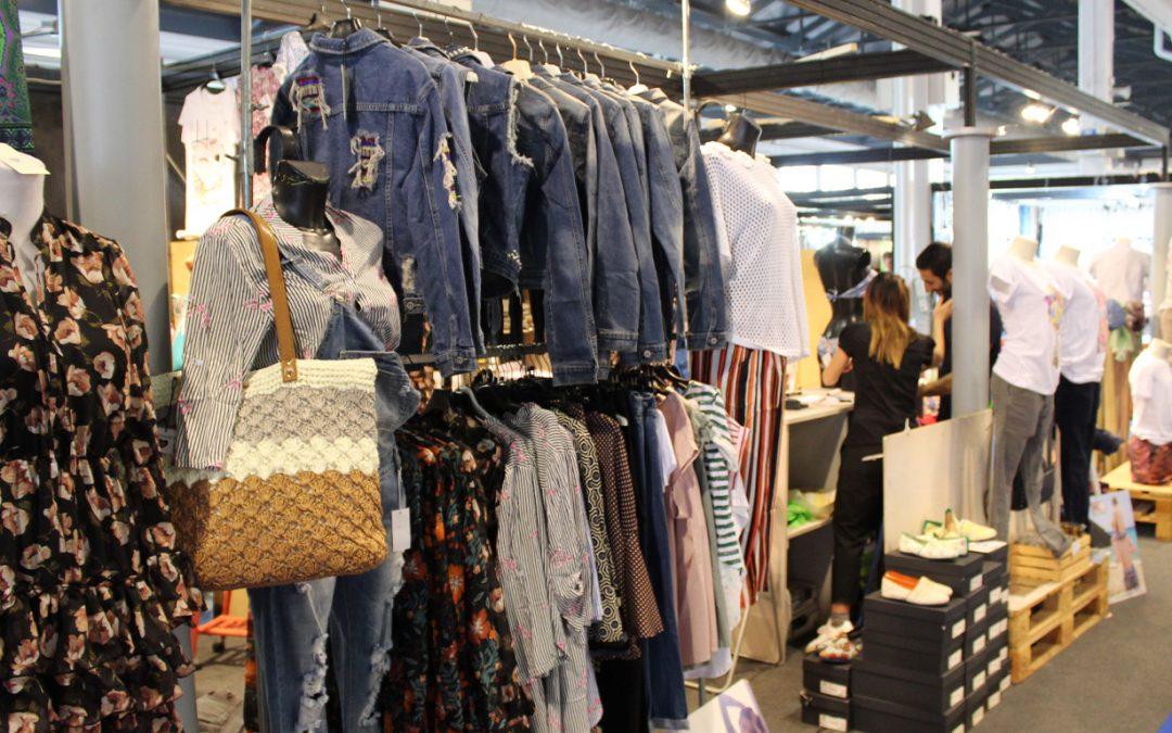 Shopping internazionale alla Fiera Campionaria